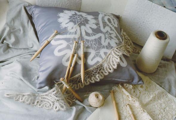 О коклюшках и подушках. Изображение № 3.