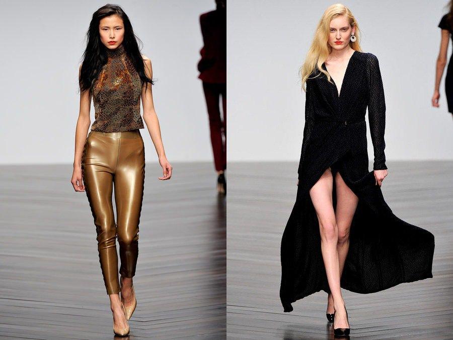 Неделя моды в Лондоне:  День 1. Изображение № 6.