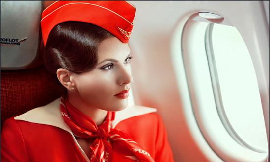Луки стюардесс со всего мира. Изображение № 4.