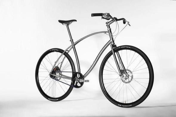 Титановые велосипеды от Paul Budnitz. Изображение № 4.