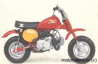Honda Monkey Живая легенда. Изображение № 5.