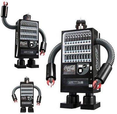 Робот-автомат попродаже Сoca-cola. Изображение № 4.