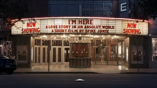 «Я здесь» Спайка Джонзи. Изображение № 1.