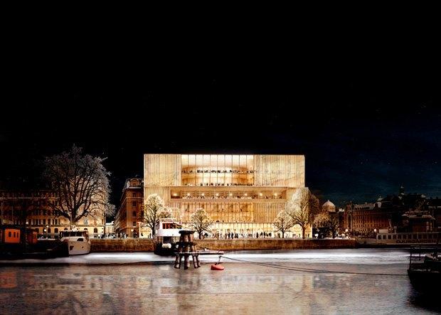 Опубликован проект Нобелевского Центра. Изображение № 5.