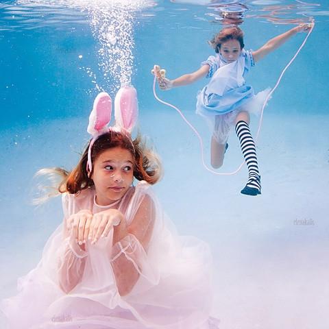 Елена Келис: Alice in WaterLand. Изображение № 9.