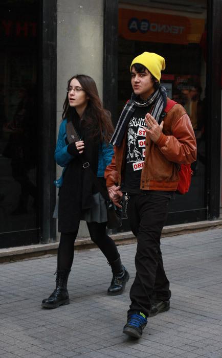 Можно либыть модным, живя вСтамбуле?. Изображение № 10.
