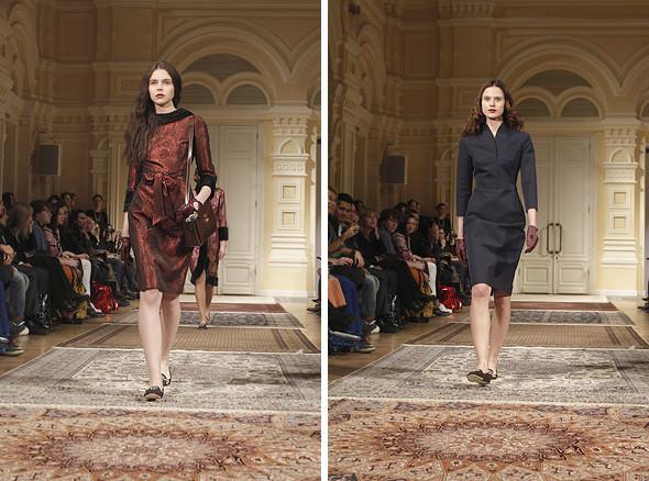 Изображение 5. A'la Russe FW 2011: пальто в пол и широкие брюки.. Изображение № 5.
