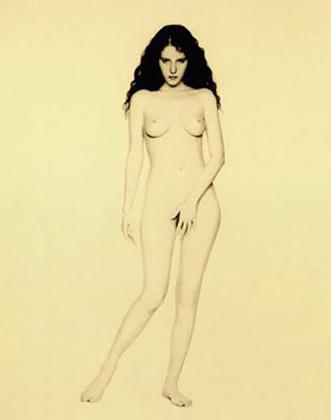 Части тела: Обнаженные женщины на фотографиях 1990-2000-х годов. Изображение №118.