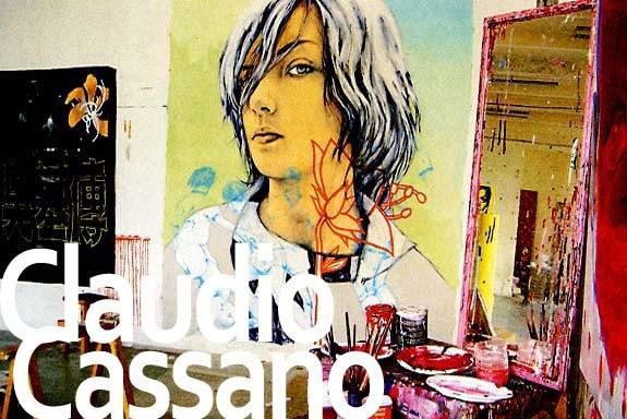 Лофт художника Claudio Cassano. Изображение № 1.