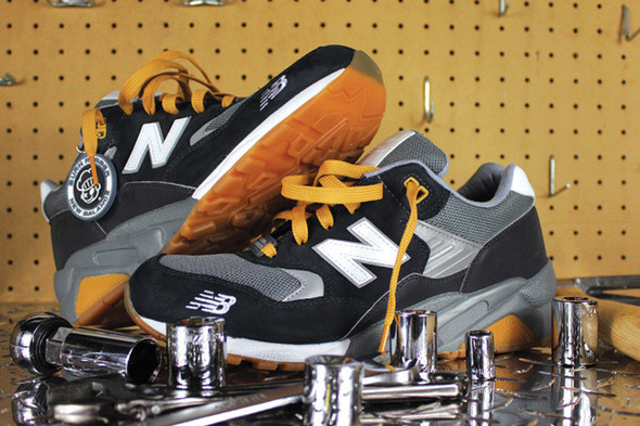 BURN RUBBER X NB 580 (WORKFORCE PACK). Изображение № 1.