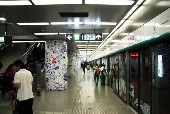 Изображение 7. Не Москва. Подземные улицы городов со вкусом.. Изображение № 7.