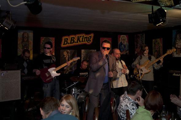 Изображение 6. Mishouris Blues Band в клубе B B King в декабре 2010  Часть 1.. Изображение № 6.