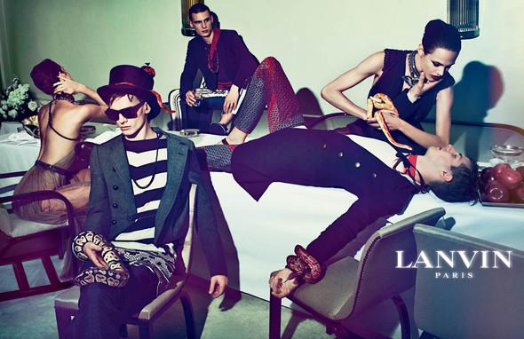 Кампания: Lanvin SS 2012. Изображение № 10.
