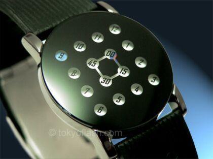 Самые странные наручные часы Топ-30. Изображение № 7.