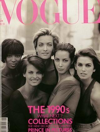 История глазами обложки Vogue (Британия). Изображение № 51.