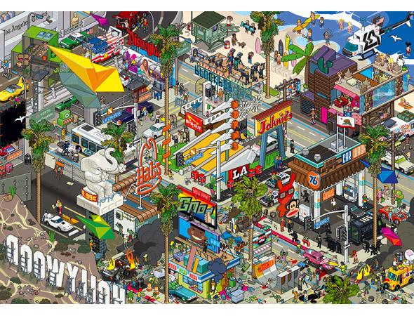 Изображение 5. 12 медиа-дизайнеров фестиваля OFFF.. Изображение № 29.