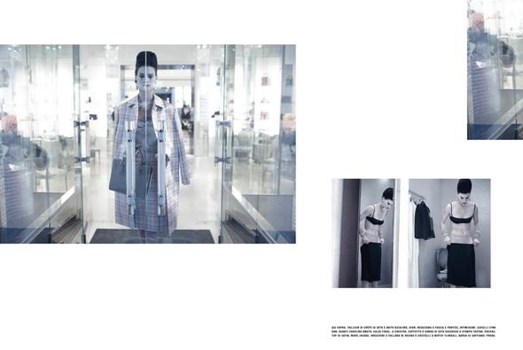 Съёмка: Кверелле Янсен для Vogue. Изображение № 7.