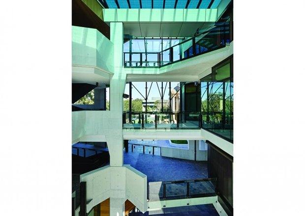 Центр здоровья полости рта Университета Квинсленда в Австралии авторства Cox Rayner Architects. Изображение № 83.