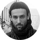 Cyrille Gassiline FW 2012: Парча и скрытые за масками лица. Изображение № 37.