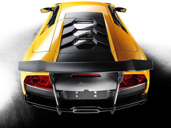 Lamborghini Murcielago LP670–4 SuperVeloce. Изображение № 2.