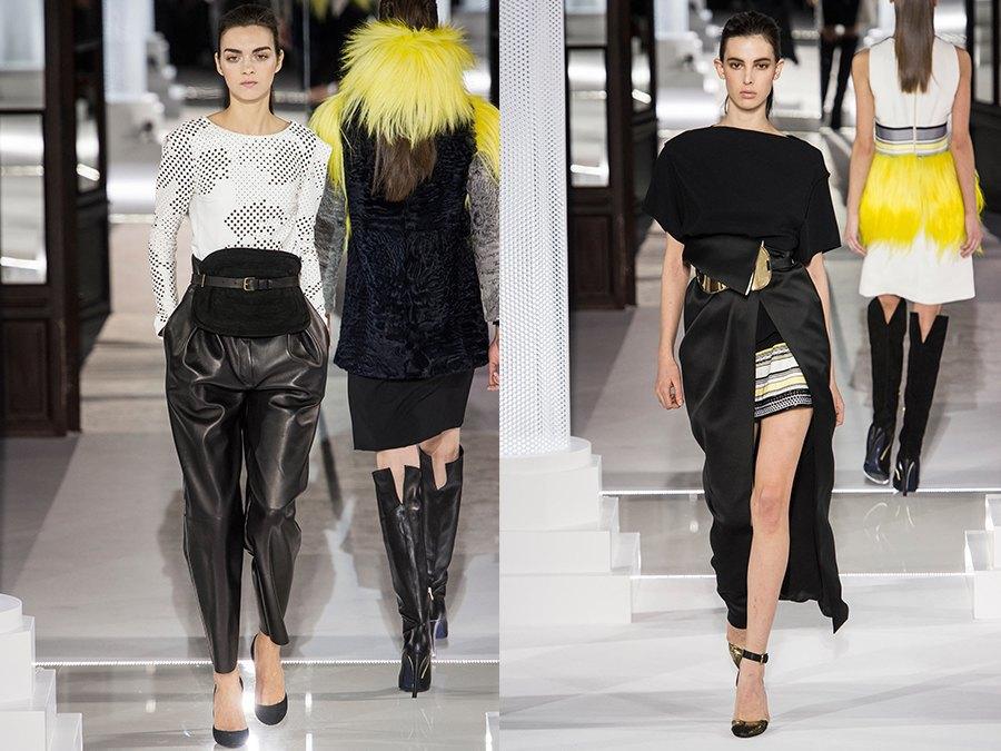 Неделя моды в Париже:  День 9. Изображение № 17.