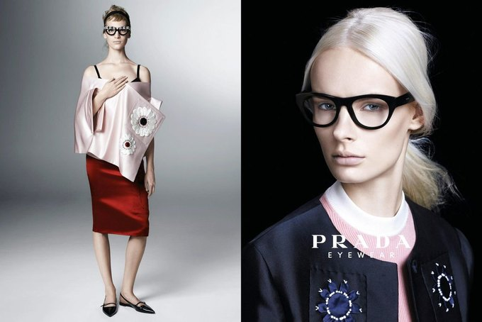 Max Mara, Prada и другие марки выпустили новые кампании. Изображение № 18.