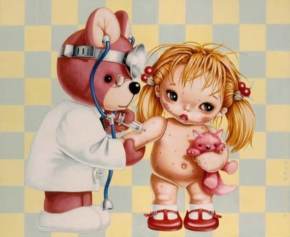 Baby artТрэвора Брауна. Изображение № 37.