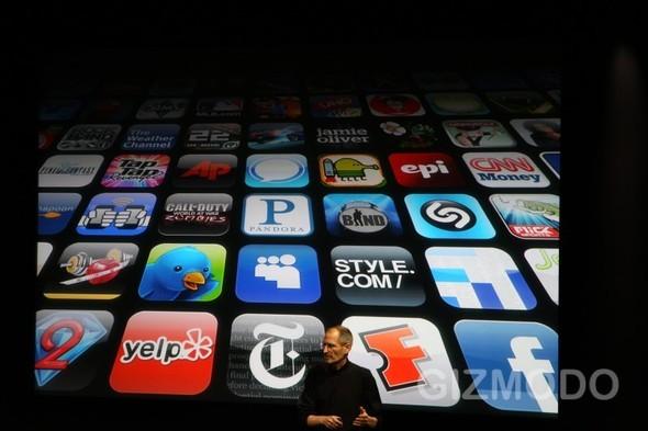 Apple представила iPhone OS 4.0. Изображение № 20.
