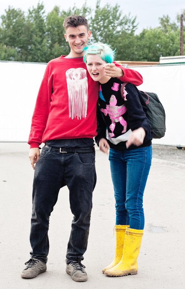 Золотые шорты, джинсовые рубашки и шляпы: Люди на фестивале MELT!. Изображение № 36.