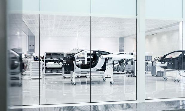 Технологический центр McLaren. Изображение № 12.