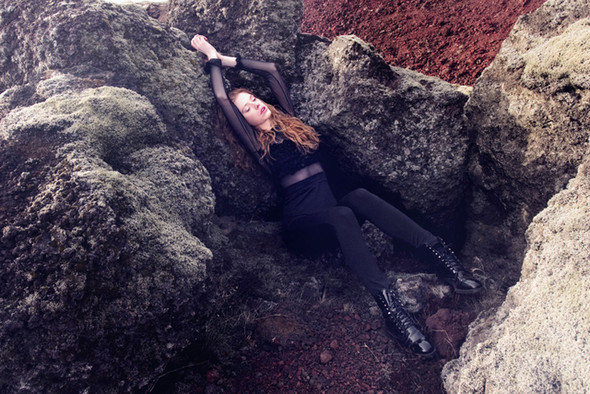 Icelandic fashion photographer Saga Sigurdardottir. Изображение № 7.