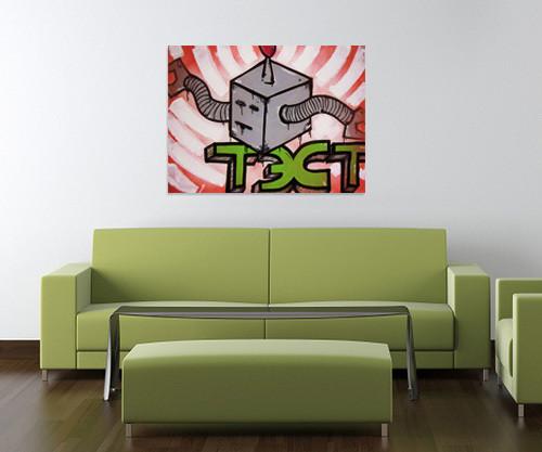Изображение 8. Граффити панели ROCK-N-WALL.. Изображение № 8.