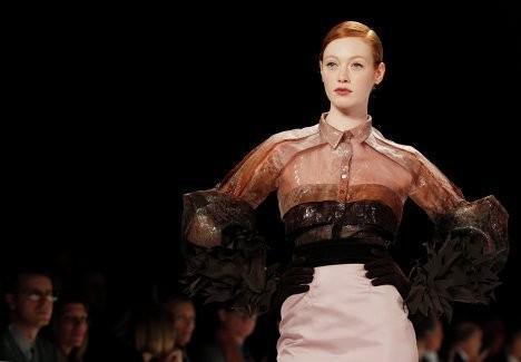 Изображение 16. Неделя Моды в Нью-Йорке. New York Fashion Week.. Изображение № 7.