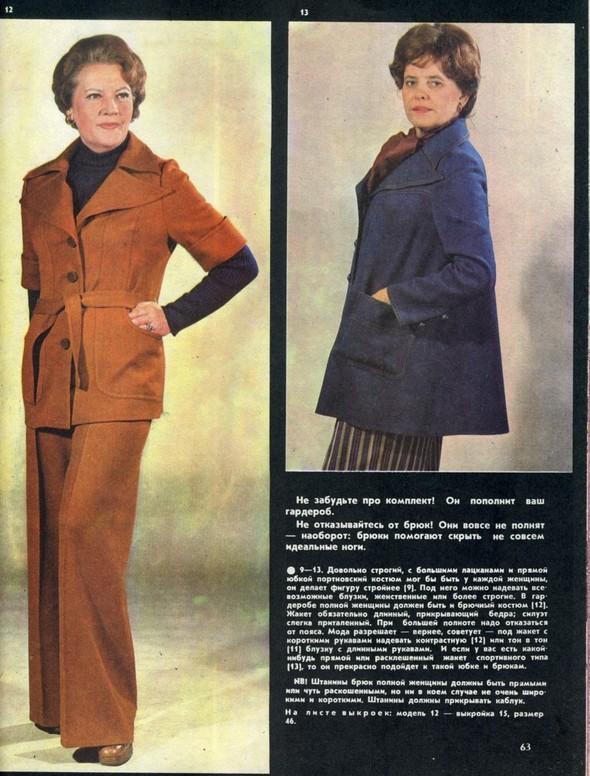 Советская мода: комбинаторность, футуризм и фирма. Изображение № 20.