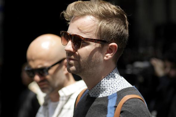 Изображение 32. Milan Fashion Week в деталях: день 1.. Изображение № 28.