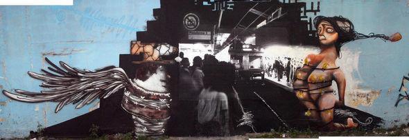 Изображение 8. Девушка с улиц Сан-Паулу.. Изображение № 9.