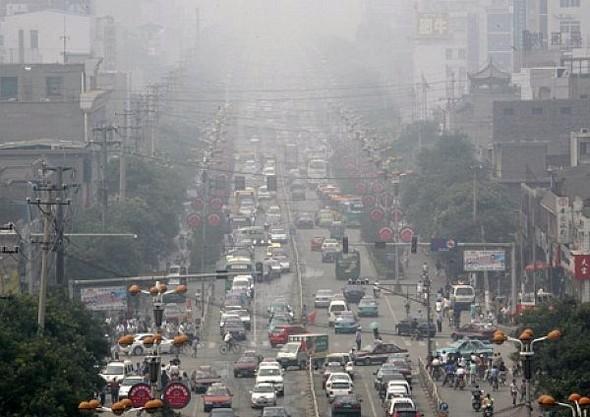 О грустном. Самые загрязненные места мира. Изображение № 10.