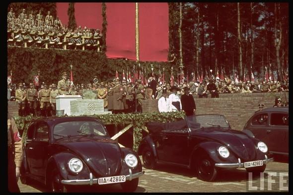 100 цветных фотографий третьего рейха. Изображение №44.