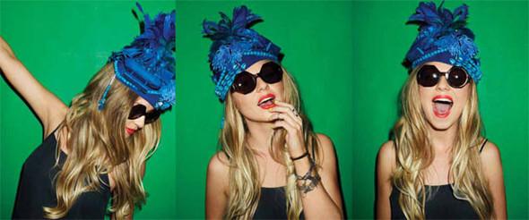 Лукбук: Sass & Bide Eyewear 2011. Изображение № 13.