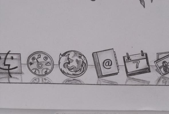 Macbook Draw. Изображение № 5.
