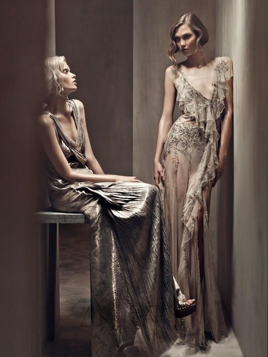 Изображение 13. S/S'11 Ad Campaign: Donna Karan, D&G, DKNY.. Изображение № 12.