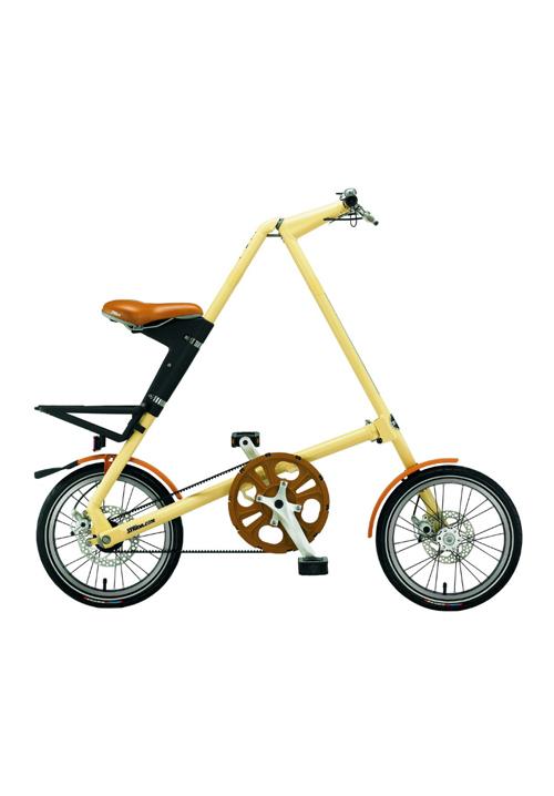 Складной велосипед STRIDA 5. 0. Изображение № 1.