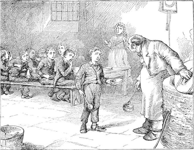 Иллюстрация Джеймса Мэхоуни к роману. Изображение № 2.
