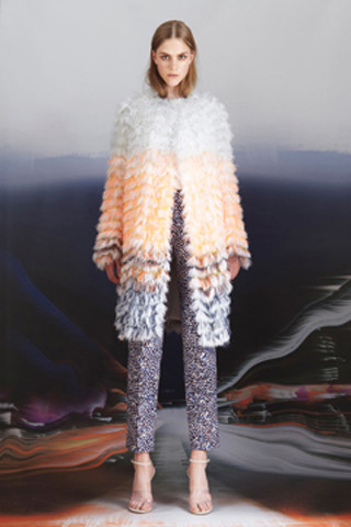 Коллекции Resort 2013: Christopher Kane, Kenzo, See by Chloé и другие. Изображение № 15.
