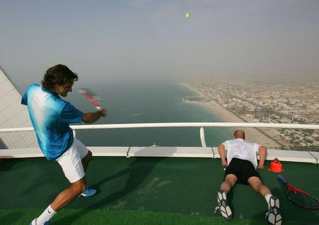 Высокий теннис. Изображение № 5.