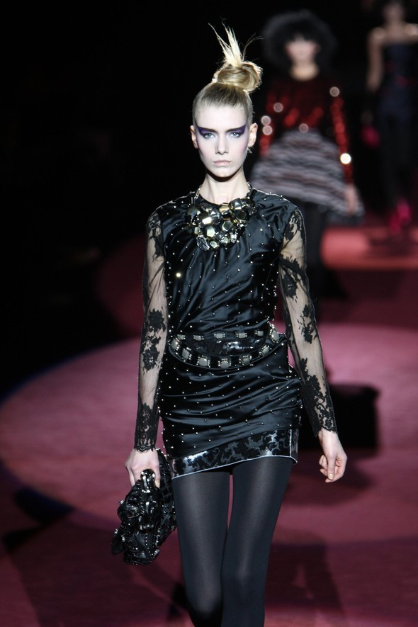 Marc Jacobs fall winter 2009–2010. Изображение № 35.