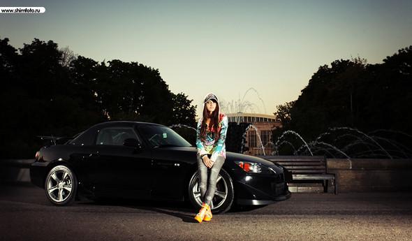 Honda S2000 & Kate Moon. Изображение № 10.
