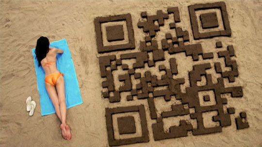 Изображение 5. 20 способов использования QR-кодов.. Изображение №5.
