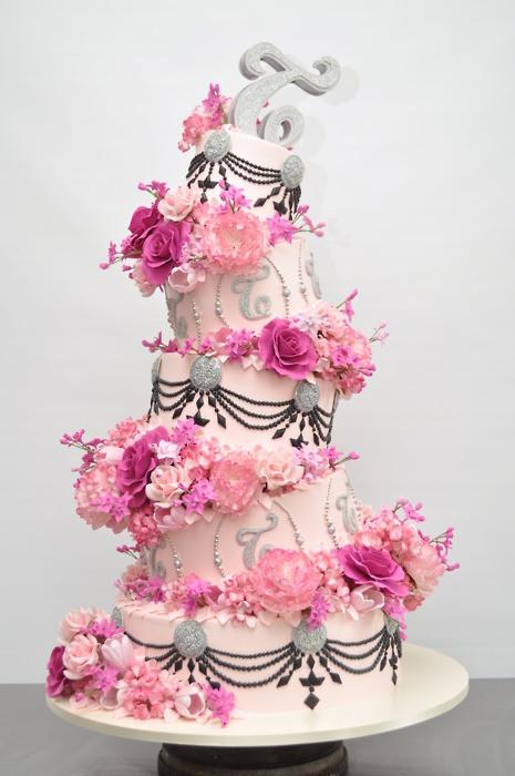 Невероятные торты от Сильвии Вейнсток. Изображение № 41.