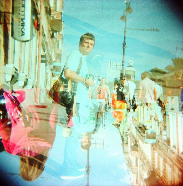 Пластиковый мирХольги иДианы – фотоотчет cсеминара. Изображение № 8.